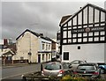 SJ8990 : Pubs on Tiviot Dale by Gerald England