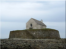 SH3368 : Church-in-the-Sea (7) by Chris Heaton