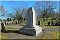NS5063 : Memorial for victims of the Glen Cinema Disaster by Lairich Rig