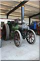 SK2406 : Statfold Barn Railway - steam traction engine by Chris Allen