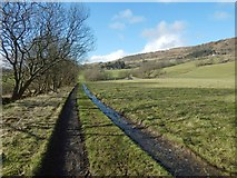 NS4773 : Path to Old Kilpatrick by Lairich Rig