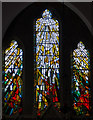 TQ4110 : East Window, St Michael-in-Lewes church by Julian P Guffogg