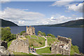 NH5328 : Urquhart Castle by Stuart Wilding
