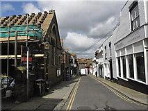 TQ9220 : Market Street, Rye by Basher Eyre
