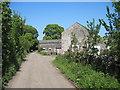 SD5079 : Pye's  Bridge  Farm by Martin Dawes
