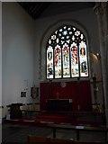 TQ9220 : St Mary, Rye:  altar (B) by Basher Eyre