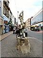 SD3036 : Market Street by Gerald England