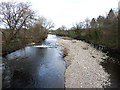 NZ1430 : River Wear at Witton by Oliver Dixon