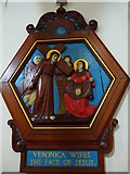 TQ9220 : St Anthony of Padua in Rye: Stations of the Cross (6) by Basher Eyre
