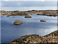 NM2360 : View over Loch a' Mhill Aird by William Starkey