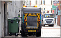 J3374 : Mechanical street sweeper, Belfast (April 2014) by Albert Bridge