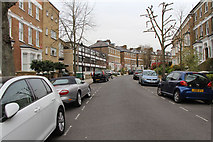 TQ2785 : South Hill Park/South Hill Park Gardens, Belsize Park, NW3 by Kate Jewell