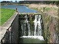 TG3129 : Ebridge Mill lock by Evelyn Simak