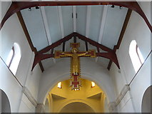 TQ9220 : Inside St Anthony of Padua in Rye (a) by Basher Eyre
