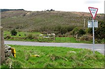 J0323 : Chapel Road from the western end of Tamnaghbane Road by Eric Jones