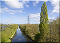 TQ0587 : Grand Union Canal by David P Howard