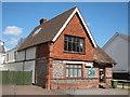 TV6099 : Former drill hall, The Goffs by Oast House Archive