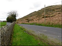 J0324 : The boundary of An Coigeal/Keggall Townland on Keegal Road by Eric Jones