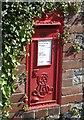SX9165 : Postbox, Shirburn Road, Torquay by Derek Harper