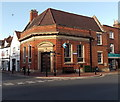 SO8540 : Former HSBC branch in Upton-upon-Severn by Jaggery