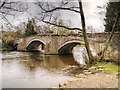 NY4624 : Pooley Bridge, River Eamont by David Dixon