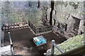NX7362 : Threave Castle Interior by Billy McCrorie