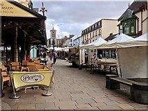 NY2623 : Market Square, Keswick by David Dixon