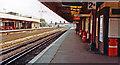 TR0142 : Ashford Station, 1990 by Ben Brooksbank