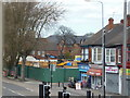 TA0831 : Site of a former church on Beverley Road, Hull by Ian S