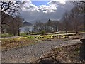 NY3919 : Ullswater View from Gowbarrow park by David Dixon