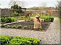 NY1130 : Garden at Wordsworth House by David Dixon