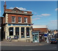 SO7745 : Tourist Information Centre, Great Malvern by Jaggery