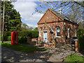 SK7543 : Former Wesleyan Chapel, Town Street by Alan Murray-Rust