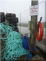 NU2232 : Coastal Northumberland : Seahouses Harbour by Richard West