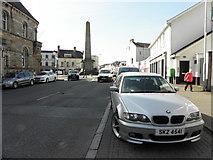 H6733 : Dawson Street, Monaghan by Kenneth  Allen