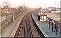 TQ4979 : Belvedere station, 1982 by Ben Brooksbank
