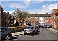 TA0488 : Regent Street by Christopher Hall
