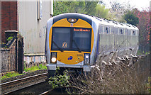 J3271 : Train, Adelaide, Belfast by Rossographer
