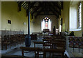 SK7947 : The nave, St Michael's Church, Cotham by Alan Murray-Rust