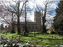 ST7693 : St Mary the Virgin, Wotton-Under-Edge by Bikeboy