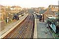 TQ4875 : Bexleyheath station, 1982 by Ben Brooksbank