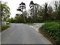 TM3569 : Wash Lane, Sibton by Geographer