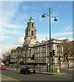 SJ8989 : Stockport Town Hall by Tricia Neal