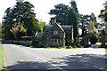 SK5028 : Kingston Hall Lodge by David Lally