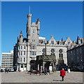 NJ9406 : The Citadel, The Castlegate, Aberdeen by Bill Harrison