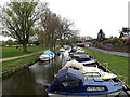 TM4291 : The Quay, Beccles by Adrian Cable