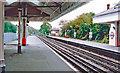TQ1678 : Boston Manor station, London Underground, 1989 by Ben Brooksbank