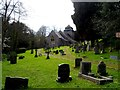 SO4814 : St Cenedlon's Church, Rockfield by Bikeboy