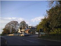 TQ4357 : The Aperfield Inn on Main Road by David Howard