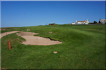 SX6642 : Part of Thurlestone Golf Course by jeff collins